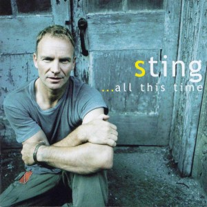 Sting - All This Time - Front