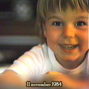 Weeshuis van de Hits 11 november 1984