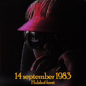 14 september 1983 - Hulshof feest