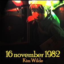 Weeshuis van de Hits 16 november 1982