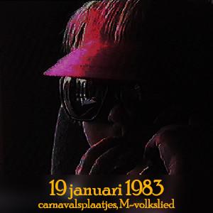 19 januari - carnavalsplaatjes