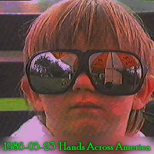Weeshuis van de Hits 23 mei 1986 (Hands Across America)