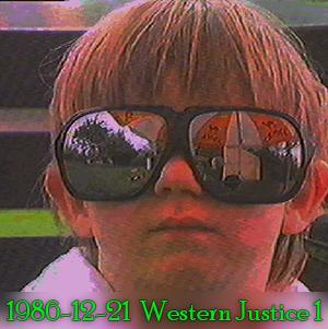 Weeshuis van de Hits 21 december 1986 (Kerstuitzending met Western Justice 1)