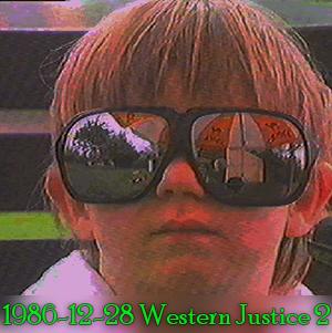 Weeshuis van de Hits 28 december 1986 (Kerstuitzending met Western Justice 2)