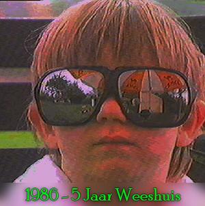 Weeshuis van de Hits 1986 (5 Jaar Weeshuis)