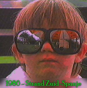 1986 -  Stranduitzending Zuid-Spanje