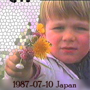 Weeshuis van de Hits 10 juli 1987 (Japanse stranduitzending)