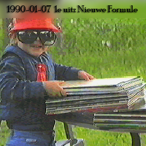 Weeshuis van de Hits 7 januari 1990 (1e uitzending Nieuw)