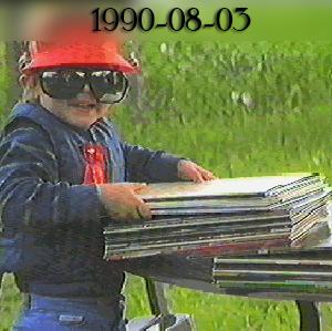 Weeshuis van de Hits 3 augustus 1990
