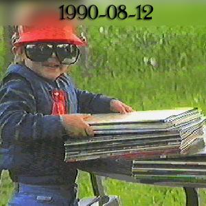 Weeshuis van de Hits 12 augustus 1990