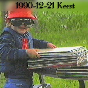 Weeshuis van de Hits 21 december 1990 (Kerstuitzending)