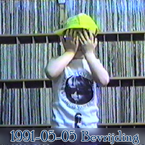 Weeshuis van de Hits 5 mei 1991 (Bevrijding)