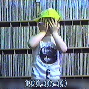Weeshuis van de Hits 9 juni 1991