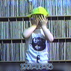 Weeshuis van de Hits 25 augustus 1991
