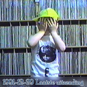 Weeshuis van de Hits 29 december 1991 (laatste uitzending)