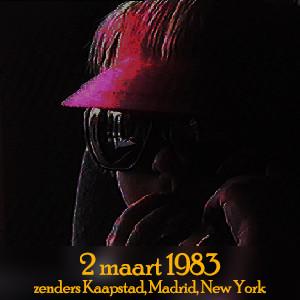2 maart 1983 - zenders