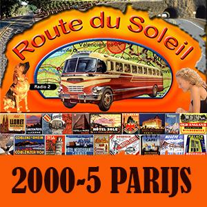 Route du Soleil 30 juli 2000 (Parijs)
