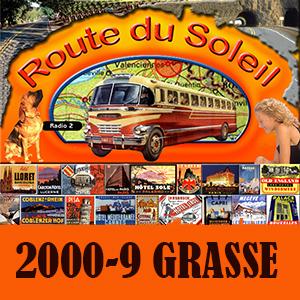 Route du Soleil 27 augustus 2000 (Grasse)