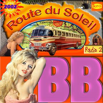 Route du Soleil 4 augustus 2002 (Cote d'Azur)