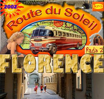 Route du Soleil 18 augustus 2002 (Florence)