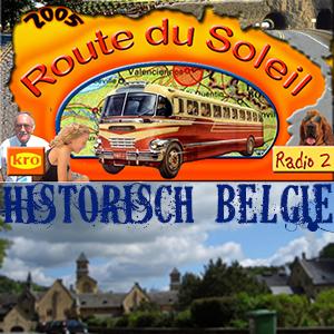 Route du Soleil 24 juli 2005 (Historisch België)