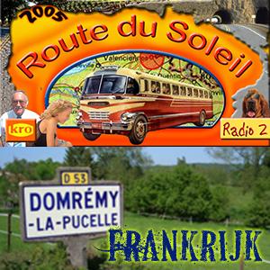 Route du Soleil 31 juli 2005 (Frankrijk)