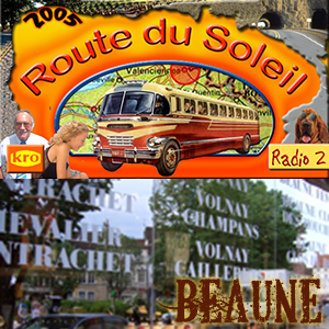 Route du Soleil 21 augustus 2005 (Beaune)