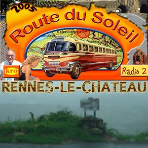 Route du Soleil 28 augustus 2005 (Rennes-Le-Chateau)