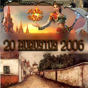 Route du Soleil 20 augustus 2006 (Frankrijk)