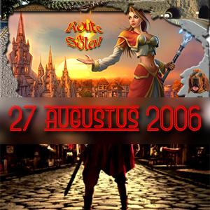 Route du Soleil 27 augustus 2006 (Rome)