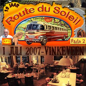 Route du Soleil 1 juli 2007 (Vinkeveen)