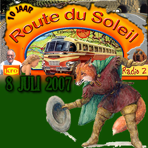 Route du Soleil 8 juli 2007 (Waterloo)