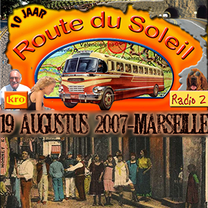 Route du Soleil 19 augustus 2007 (Marseille)