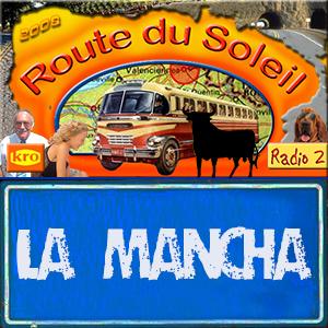 Route du Soleil 31 augustus 2008 (La Mancha)