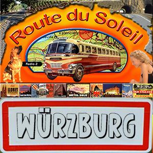 Route du Soleil 26 juli 2009 (Würzburg)