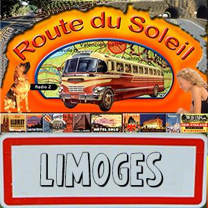 Route du Soleil 30 augustus 2009 (Limoges)