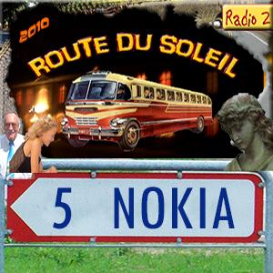 Route du Soleil 1 augustus (Nokia)
