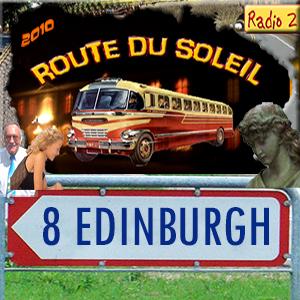 Route du Soleil 22 augustus 2010 (Edinburgh)