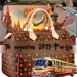Route du Soleil 14 augustus 2011 (Lyon)