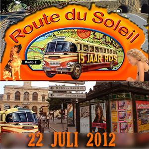 Route du Soleil 22 juli 2012 (Lille)