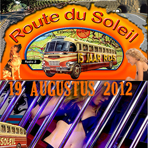 Route du Soleil 19 augustus 2012 (Val Sans Retour)