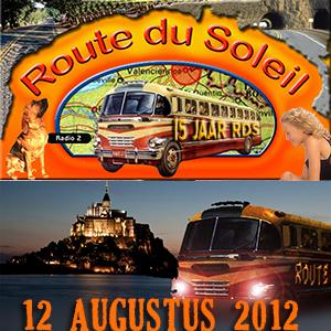 Route du Soleil 12 augustus 2012 (Rimains)