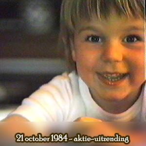 Weeshuis van de Hits 21 october 1984 (aktie-uitzending)