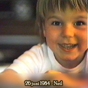 26 juni 1984 - Neil