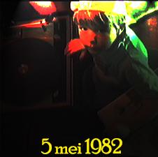 Weeshuis van de Hits 5 mei 1982