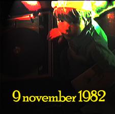 9 november 1982