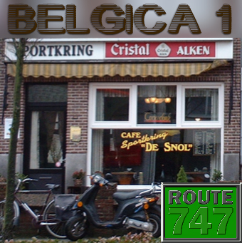 Route 747 – Belgica 1