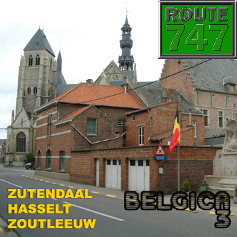 Route 747 – Belgica 3