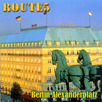 Route 5 – Berlin Alexanderplatz