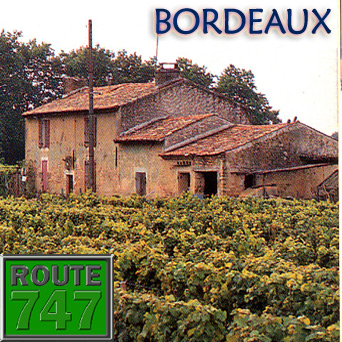 Route 747 – Bordeaux